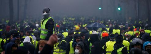 «Gilets jaunes» : les photos qui resteront de ce 1er décembre 2018 à Paris