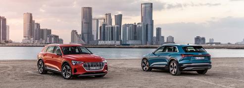 Audi e-tron, l'électricité appliquée au SUV