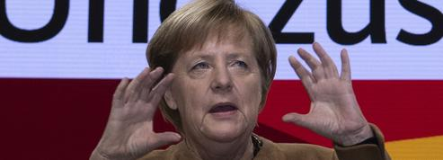 En Allemagne, la CDU en plein doute sur l'après-Merkel