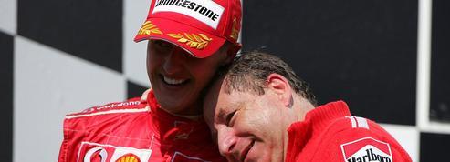 Jean Todt a regardé le Grand Prix du Brésil avec Michael Schumacher