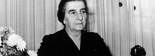 Golda Meir par Edmonde Charles-Roux en 1994: «Aucune femme ne m'a autant impressionnée»