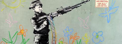 Banksy : ses graffitis exposés en Espagne sans son autorisation
