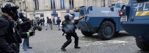 «Gilets jaunes» : une police plus réactive mais épuisée par trois semaines intensives