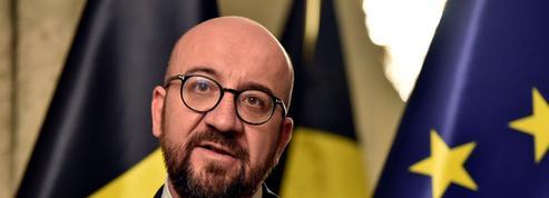 Belgique: la coalition n'a pas résisté au texte au pacte sur les migrations