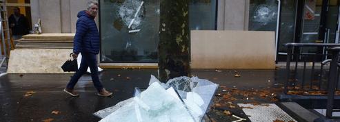 «Gilets jaunes» : face aux dégâts considérables, les commerçants sont excédés