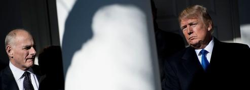 Donald Trump met fin à sa relation délétère avec le «chief of staff», John Kelly