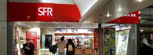 SFR arrive en tête des alertes des abonnés télécoms mécontents de leur opérateur
