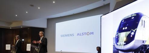 Alstom et Siemens proposent des concessions pour fusionner