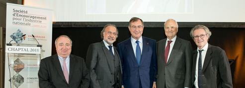 Martin Bouygues: son parcours sans faute consacré par le Grand Chaptal de l'Industrie