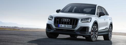 Audi SQ2, le SUV urbain montre ses muscles