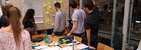 Une nuit pour entreprendre à l'école des Ponts Paris Tech