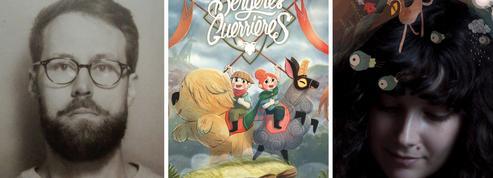BD: Bergères guerrières ,une aventure épique et fantastique pour tous les âges