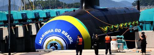 Le sous-marin franco-brésilien débute ses essais