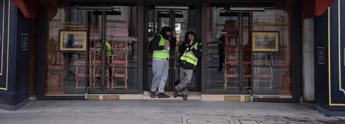 «Gilets jaunes» : des aides pour les commerçants parisiens victimes des manifestations