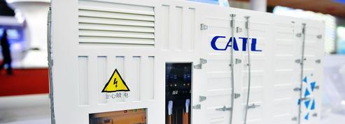 Voitures électriques: le grand bond en avant de la Chine dans les batteries
