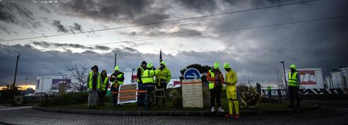 «Gilets jaunes» : plus de 300 ronds-points encore occupés