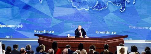 Quand Poutine disserte sur la crise des gilets jaunes