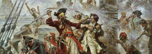 Stevenson, Defoe: le roman d'aventures a le vent en poupe
