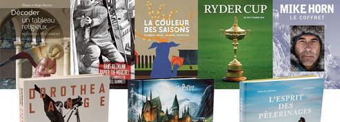 Cadeaux de Noël: la sélection de beaux livres du Figaro Littéraire ,volume III