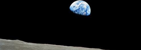 Apollo 8: la photo la plus emblématique de la Terre a 50 ans