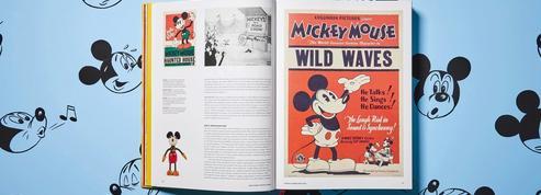 Mickey, un hommage maous costaud
