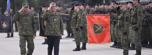 Les problèmes soulevés par la création d'une armée nationale au Kosovo
