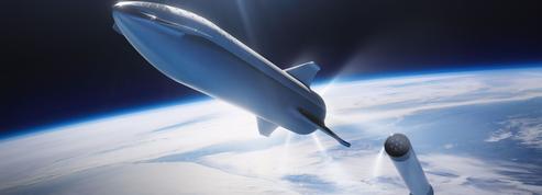 Le futur vaisseau martien d'Elon Musk passera un premier test en avril