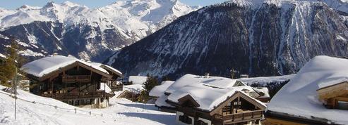 Le prix de certains chalets dépasse 30.000€/m2 dans les stations de ski les plus cotées