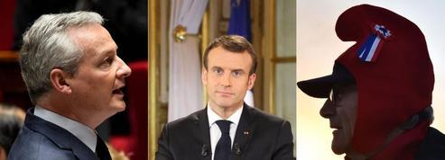 Croissance, pouvoir d'achat, dette : quel bilan pour la France en 2018?