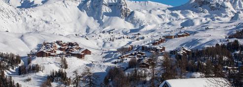 À La Plagne, le forfait de ski permet aussi de régler ses achats
