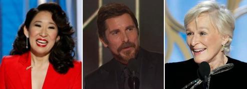 Du discours de Sandra Oh à l'autodérision de Christian Bale, les meilleurs moments des Golden Globes 2019