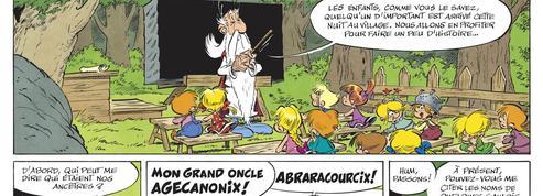 Ça chauffe au village pour les Gaulois réfractaires, le prochain Astérix sortira à l'automne 2019