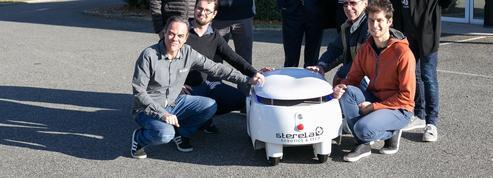 Le 2Mob de Sterela, un robot pas comme les autres