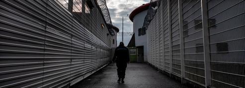 Montée progressive de colère chez les surveillants de prison