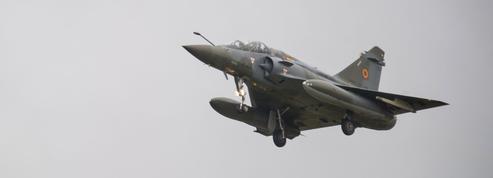 Mirage 2000 disparu : les deux membres d'équipage sont morts