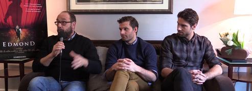 Olivier Gourmet, Tom Leeb… la troupe d'Edmond décrypte la méthode Michalik