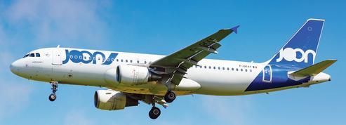 Air France fait disparaître Joon en l'absorbant