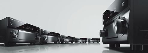 Les amplis-tuner audio/vidéo Aventage de Yamaha passent à l'intelligence artificielle