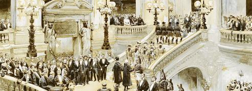 L'Opéra de Paris, Cyrano, Tintin… nos archives de la semaine sur Instagram