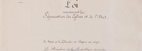 Réforme de la loi de 1905 : «Le pari dangereux de Macron»