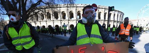 «Gilets jaunes»: forte mobilisation pour «l'acte IX», au moins 84.000 manifestants