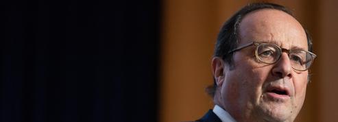Hollande ne profite pas des «gilets jaunes» pour accabler Macron