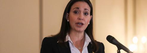 Maria Corina Machado: «Maduro n'est plus président du Venezuela»