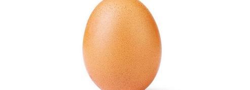 Comment un œuf peut-il être plus populaire que Kylie Jenner sur Instagram?