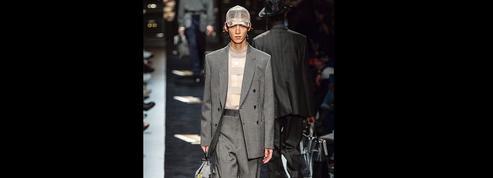 Karl Lagerfeld, invité de l'homme Fendi