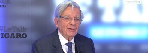 Jean-Pierre Chevènement: «Il n'y a pas d'alternative à la hauteur»