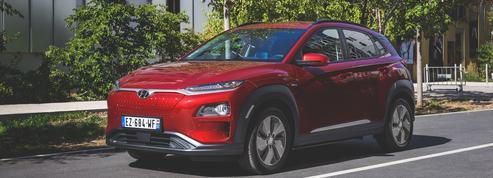 Hyundai Kona electric, une sympathique batterie sur roues