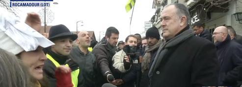 Grand débat : plusieurs ministres pris à partie par des «gilets jaunes» dans le Lot
