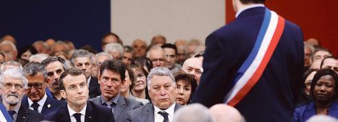 À Souillac, la mise en garde des maires à Emmanuel Macron