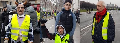 «Il manque la justice sociale» : paroles de «gilets jaunes» recueillies à Paris lors de «l'acte X»